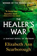 Book Cover:  The Healer's War by Elizabeth Ann Scarborough