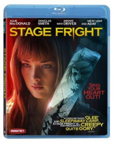 Stage Fright [Blu-ray] DVD