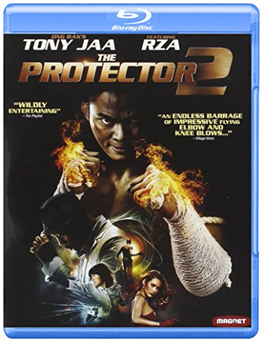 The Protector 2 [Blu-ray] DVD
