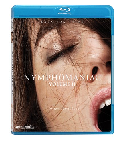 Nymphomaniac Vol 2 [Blu-ray] DVD