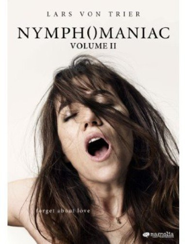 Nymphomaniac Vol 2 DVD
