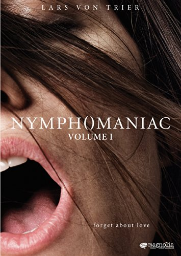 Nymphomaniac Vol 1 DVD