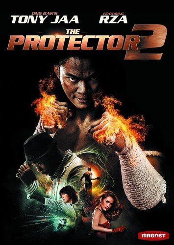 The Protector 2 DVD