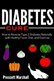 Free Kindle Book : Diabetes Cure: How to Reverse Type 2 Diabetes Naturally with Healthy Food, Diet, and Exercise (Diabetes Diet - Your Ticket to Beating this Disease Naturally and Effectively)