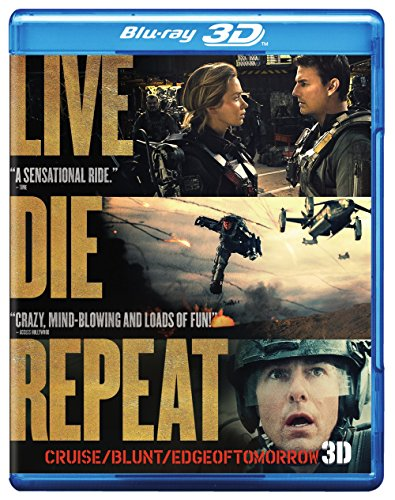 Edge of Tomorrow  DVD