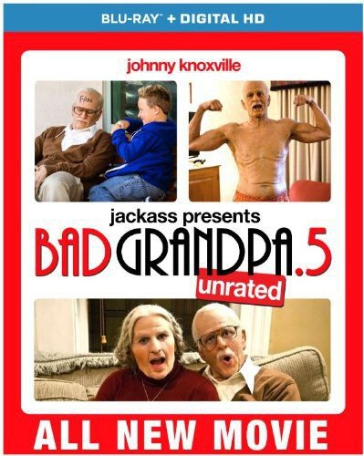 Jackass Presents: Bad Grandpa .5 [Blu-ray] DVD