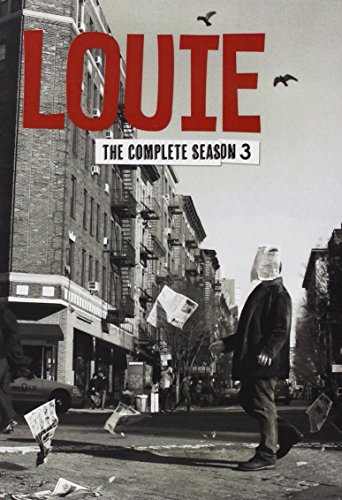 Louie Season 3 DVD
