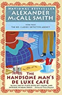 Book Cover: The Handsome Man's De Luxe Cafe by Alexander McCall Smith