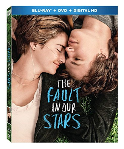 The Fault In Our Stars [Blu-ray] DVD