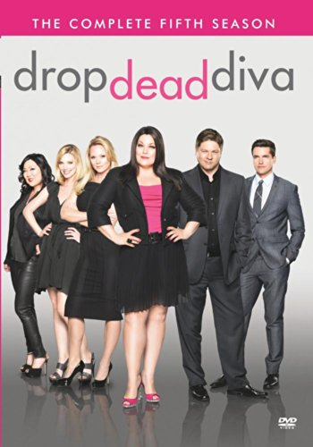 Drop Dead Diva: The Complete Fifth Season DVD