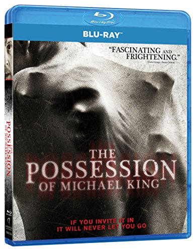 The Possession of Michael King [Blu-ray + DVD + UltraViolet] DVD