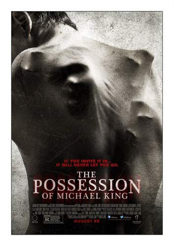 The Possession of Michael King DVD