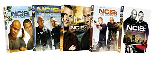 Ncis: Los Angeles - Five Season Pack DVD