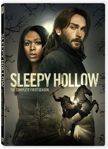 Sleepy Hollow Season 1 cover