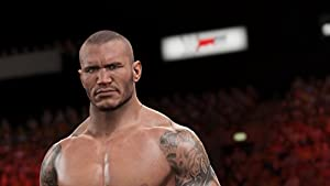 Screenshot: WWE 2K15