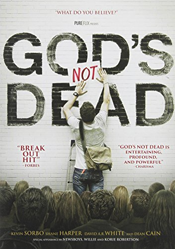 God's Not Dead DVD