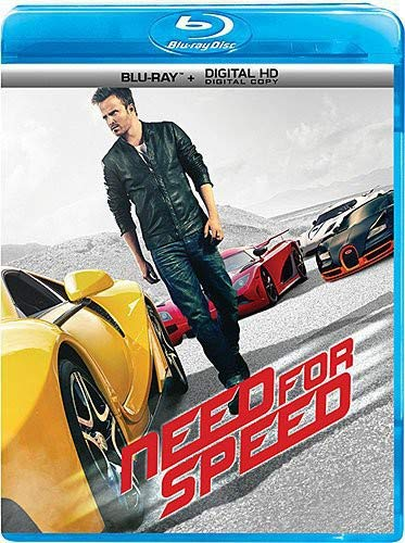 Need for Speed [Blu-ray] DVD