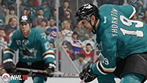 Screenshot: NHL 15