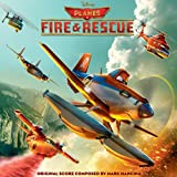 Planes: Fire & Rescue Soundtrack