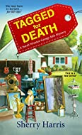 Book Cover: Tagged for Death by Sherry Harris