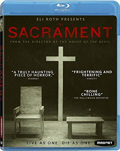 The Sacrament [Blu-ray] DVD