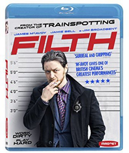 Filth [Blu-ray] DVD