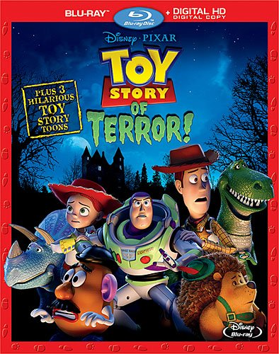 Toy Story of Terror [Blu-ray] DVD