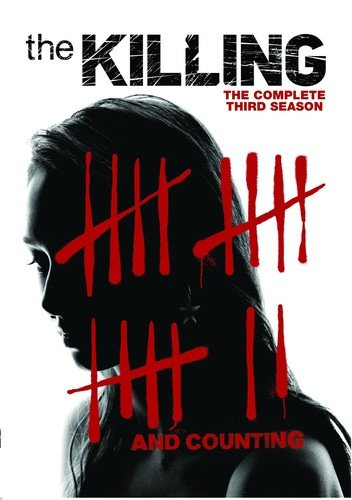The Killing: The Complete Third Season DVD