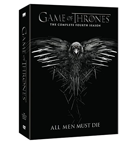 Game of Thrones: Season 4 SD DVD