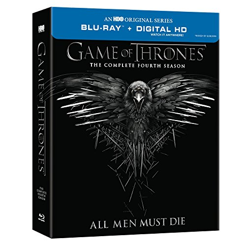 Game of Thrones: Season 4 BD+Digital [Blu-ray] DVD