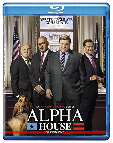 Alpha House [Blu-ray] DVD