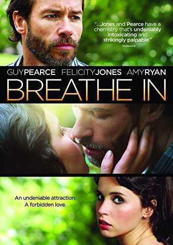 Breathe In DVD