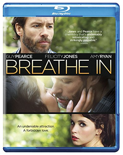 Breathe In [Blu-ray] DVD