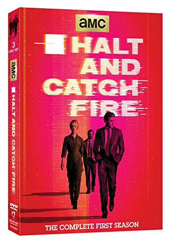 Halt & Catch Fire DVD