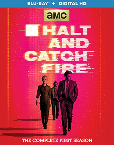 Halt & Catch Fire [Blu-ray] DVD