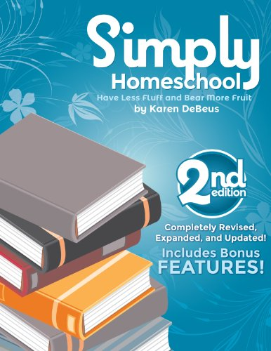 Simply Homeschool: Have Less Fluff and Bear More Fruit