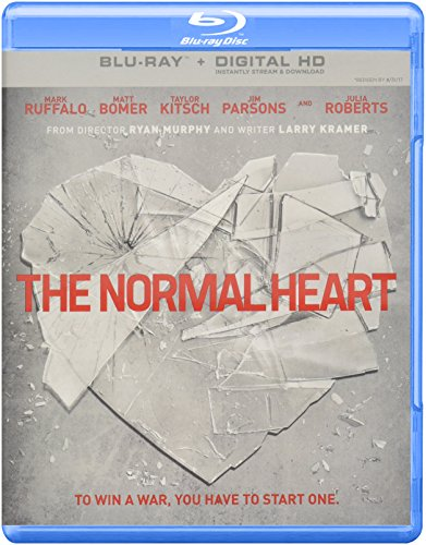 The Normal Heart [Blu-ray] DVD
