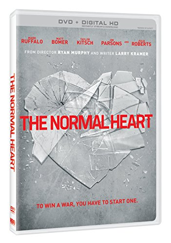 The Normal Heart DVD
