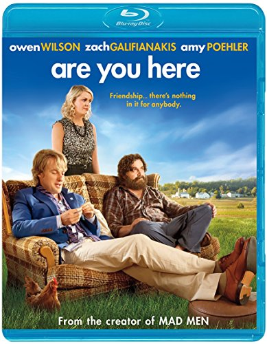 Are You Here [Blu-ray] DVD