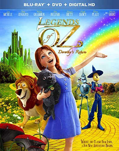 Legends of Oz: Dorothy's Return [Blu-ray] DVD