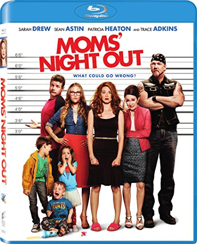 Moms' Night Out [Blu-ray] DVD