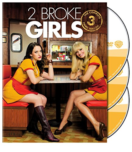 2 Broke Girls: The Complete Third Season DVD