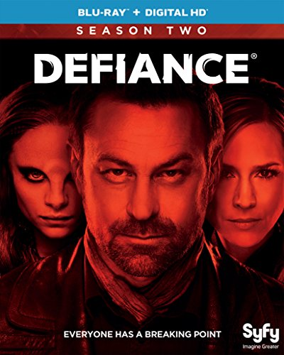 Defiance: Season 2 [Blu-ray] DVD