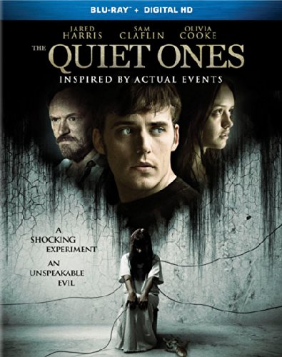 The Quiet Ones [Blu-ray] DVD