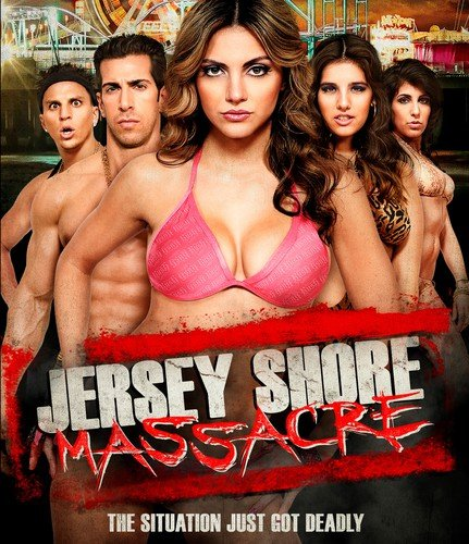 Jersey Shore Massacre [Blu-ray] DVD