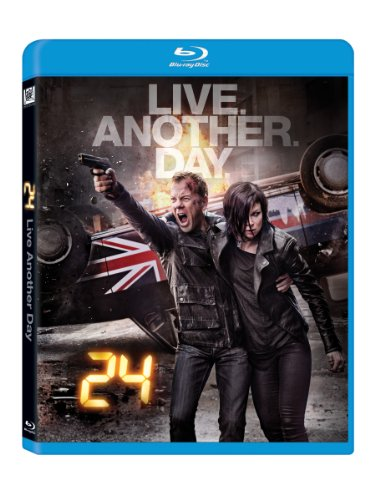 24: Live Another Day [Blu-ray] DVD