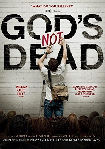 God's Not Dead [Blu-ray] DVD