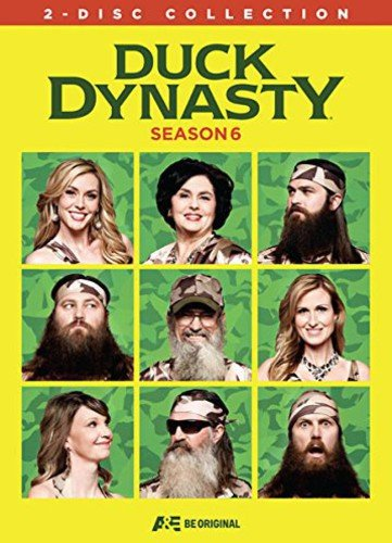 Duck Dynasty: Season 6 DVD
