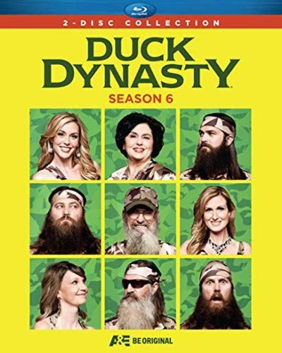 Duck Dynasty: Season 6 [Blu-ray] DVD