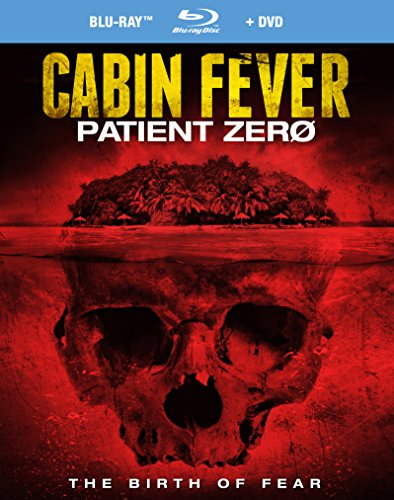 Cabin Fever: Patient Zero [Blu-ray] DVD